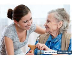 Opiekunka osoby starszej - dużo ofert pracy !