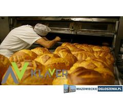 Piekarz- produkcja- praca w Belgii lub Holandii